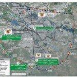 O nouă discuție despre centura feroviară a Bucureștiului? Vor circula trenuri urbane din 2017 pe noua centură