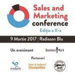 "Evenimente business: ""Sales & Marketing Conference"""