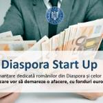 MULTE PROIECTE RESPINSE în programul DIASPORA START-UP!