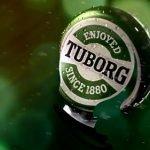 Succes pentru Tuborg cu noua folie de protecție 100% reciclabilă