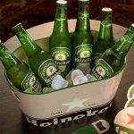 Creșteri la Heineken
