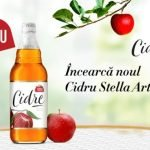 Noul cidru de la Stella Artois